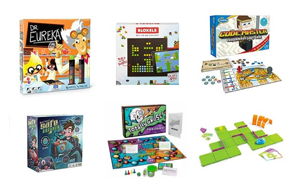 STEM board games