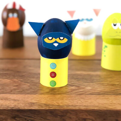Pete The Cat Easter Egg