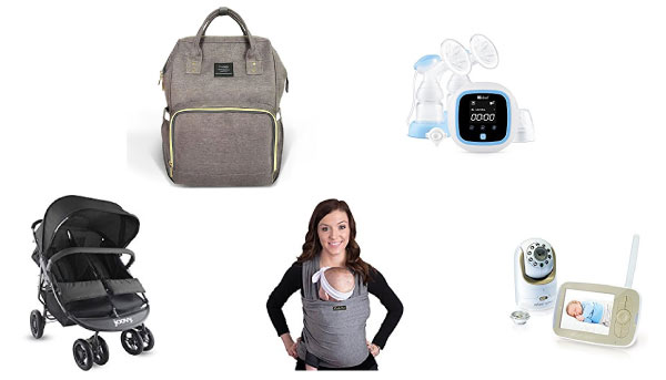 second baby must haves