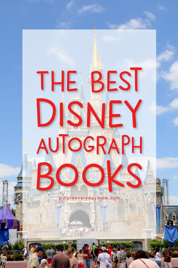 photograph relating to Free Printable Autograph Pages named The Suitable Disney Autograph Guides For Your Up coming Magical