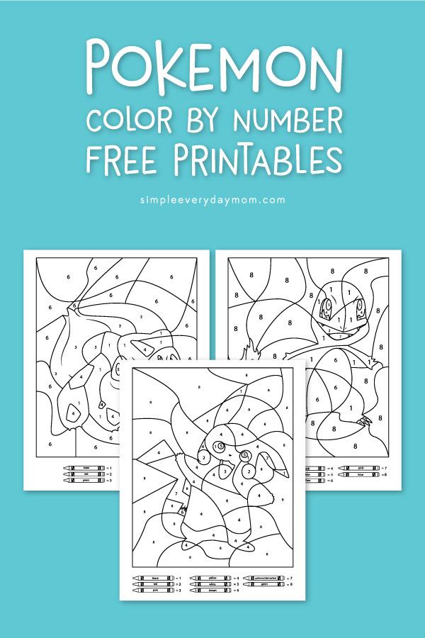 Famous Pokemon Math Worksheets Elaboration - Worksheet Math Ideas ...