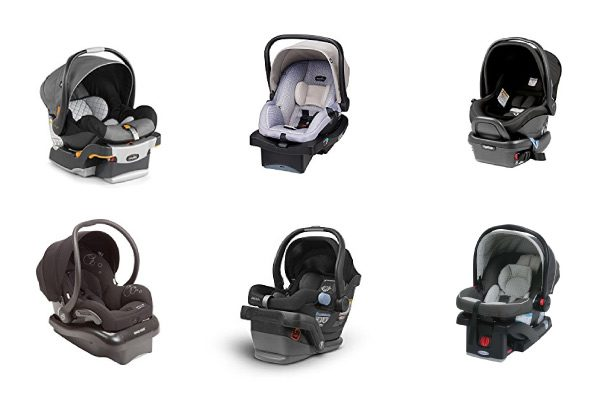 6 infant car seats