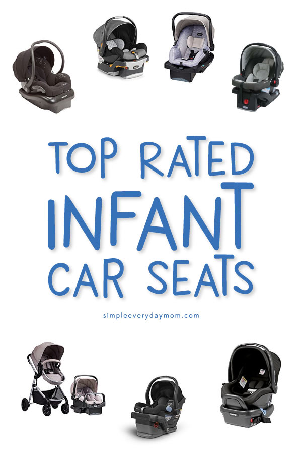 7 infant car seats