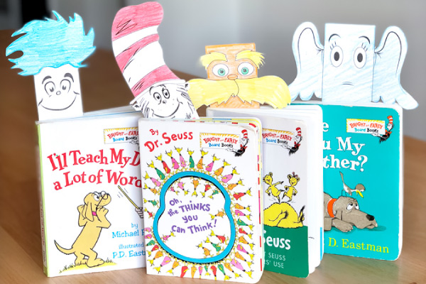 image relating to Printable Dr Seuss Characters identify Cost-free Dr Seuss Printable Bookmarks Younger Visitors Will Treasure