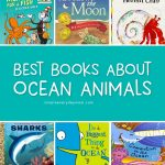 Best Books About Ocean Animals For Kids | Kids of all ages from toddlers, to preschool, to kindergarten and beyond will love learning about sea creatures and their ocean home with these fun ocean books. They're perfect for homeschool or classroom ocean unit studies. #homeschool #earlychildhood #ocean #childrensbooks #educationalactivities #kidsandparenting