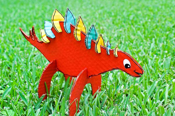 preschool dinosaur craft