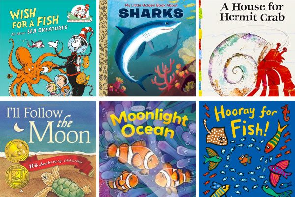 best ocean books for kids