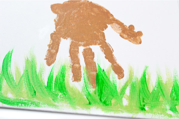 kids bear artwork