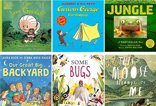 childrens nature books