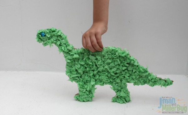 Dinosaur Art Projects For Kids