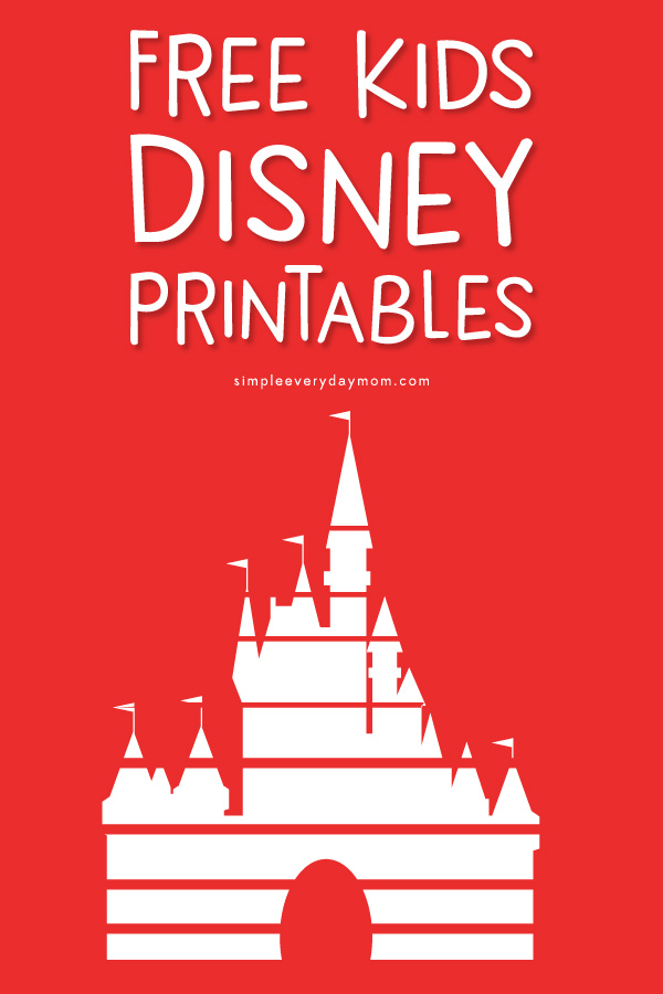 picture regarding Free Printable Autograph Pages named Magical Free of charge Disney Printables For Youngsters Theyll Get pleasure from