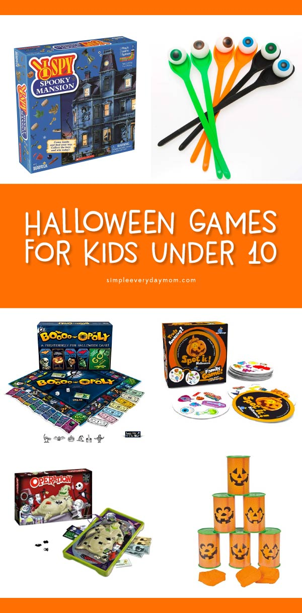 halloween games for kids children under 10 will love playing these non scary games