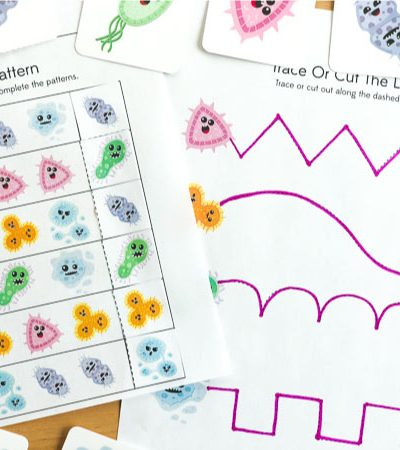 germ activities for kids