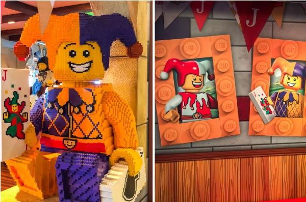 Legoland Castle Hotel Dragon's Den Restaurant