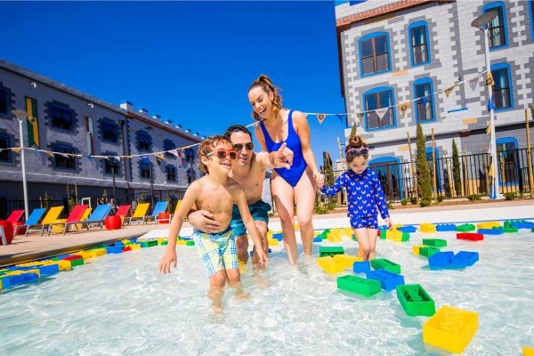 Legoland Castle Hotel Pool