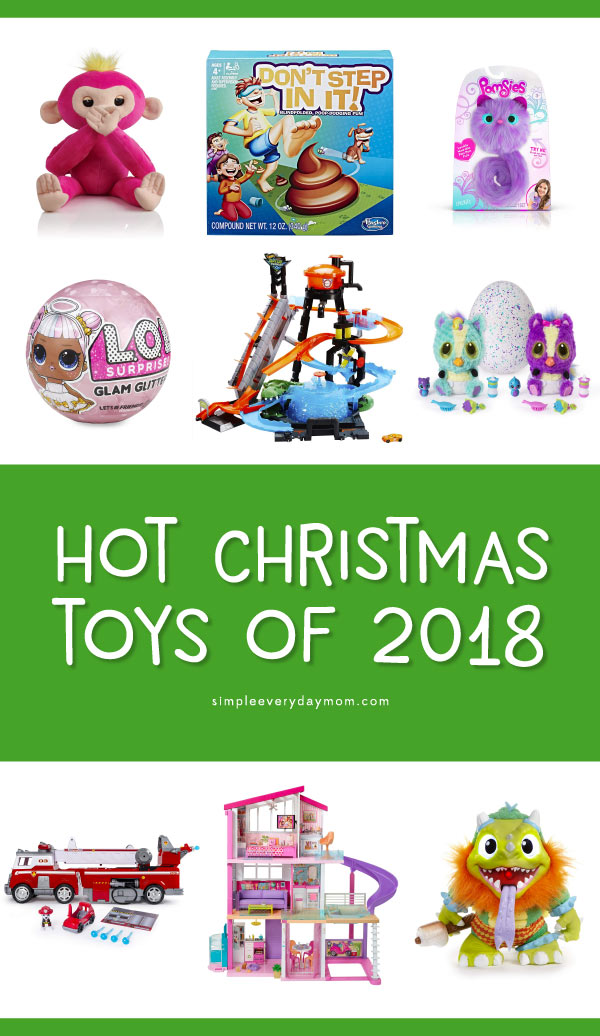 Hottest Christmas Toys Of 2018 | Find the coolest toys for boys and girls this Christmas season! #christmas #toys #christmastoys #boys #girls #kids #kidsandparenting #ideasforkids #elementary
