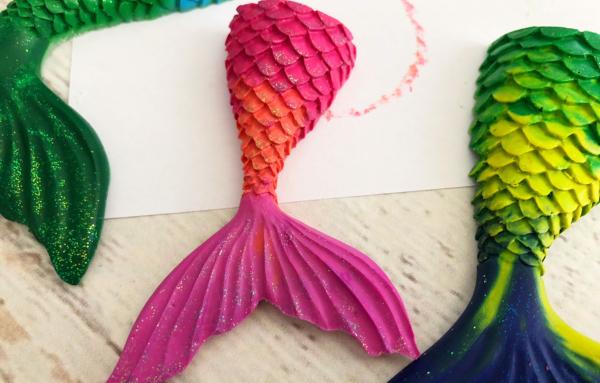 Mermaid Party Favor Ideas #mermaidparty #birthday #kidsparties