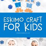 easy winter eskimo craft for kids