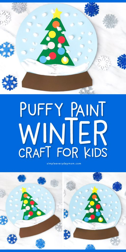 winter craft for kids