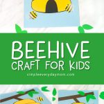 beehive craft for kids
