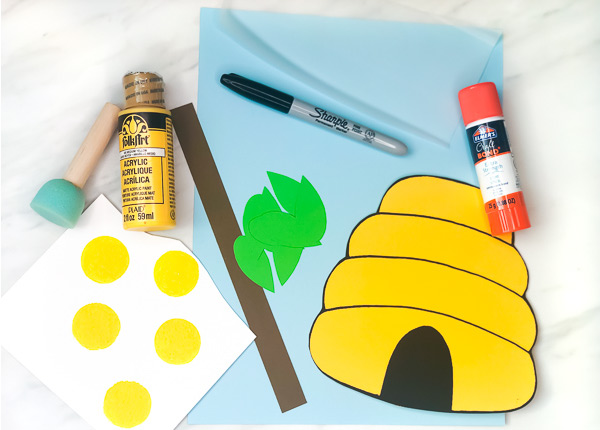 beehive craft supplies