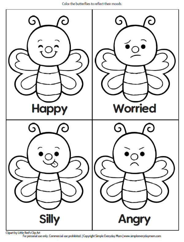 Insect Worksheets For Kids | Download these fun and educational bug activities for preschool and pre-k. #kindergarten #preschool #prek #earlychildhood #ece #bugs #insects #stem