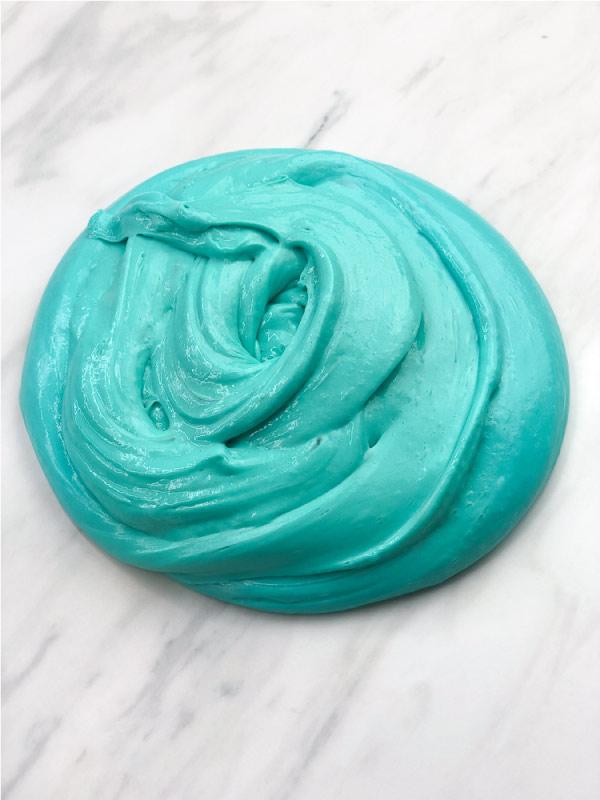 blob of blue slime