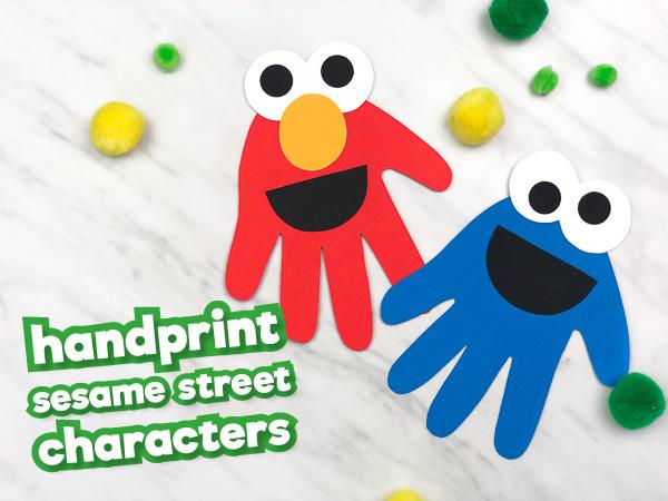 Elmo craft story