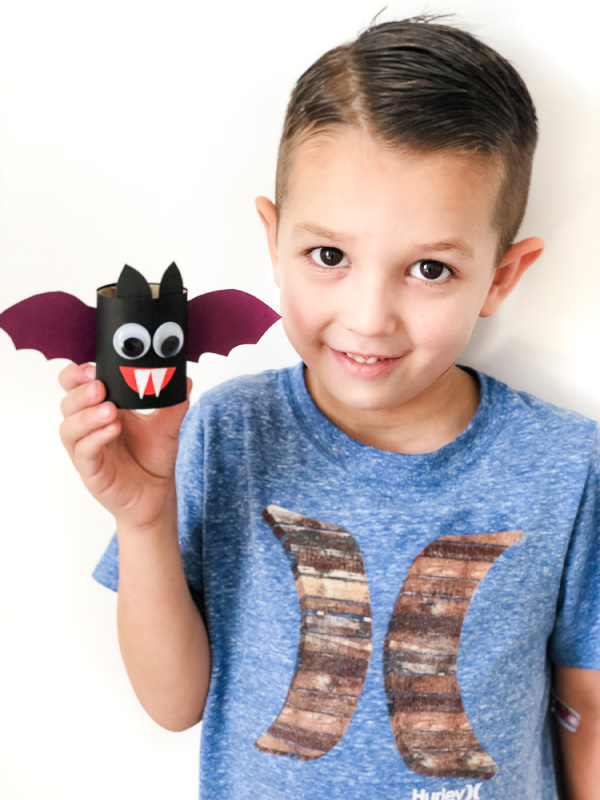 recycled bat craft
