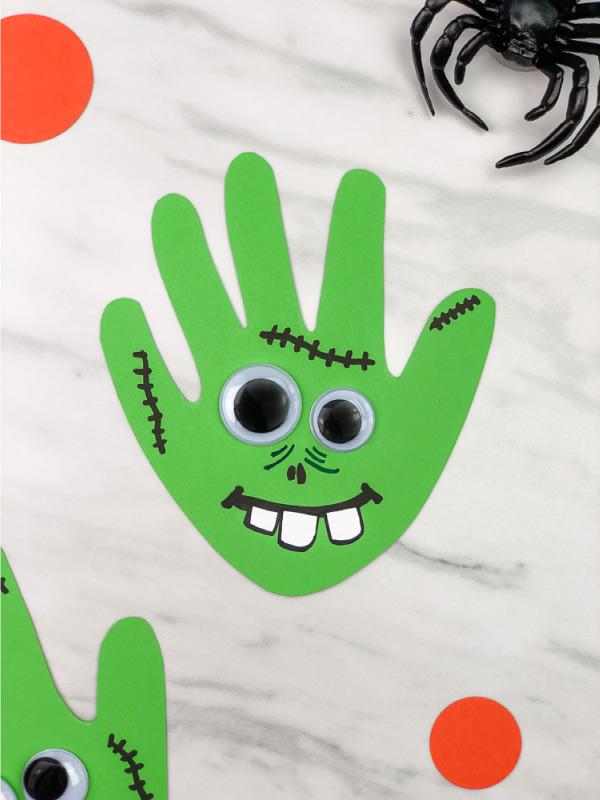 cute zombie craft