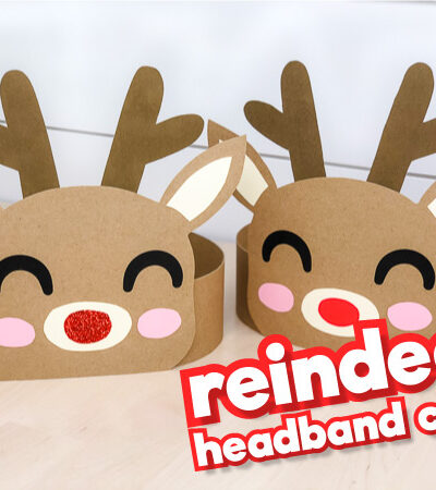 reindeer headband craft