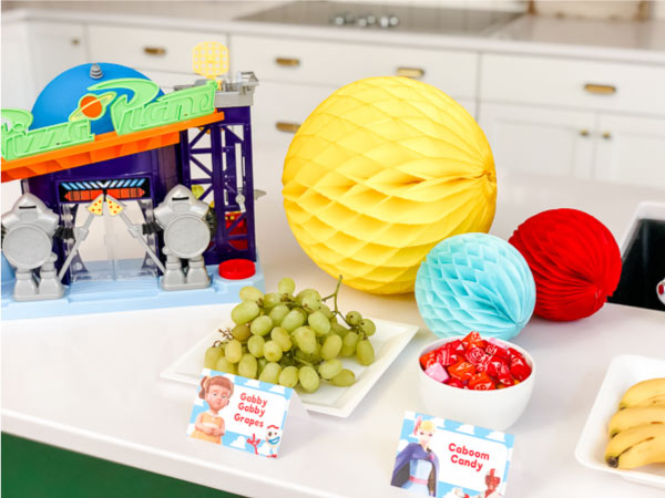 Toy Story 4 party food
