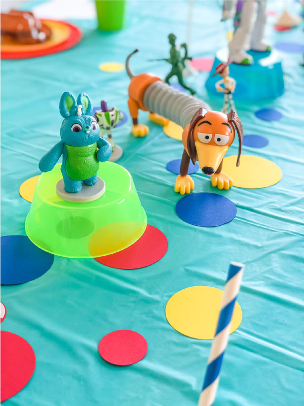 toy story 4 party table centerpiece