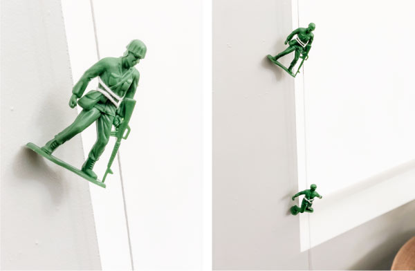 Toy Story 4 army men decoration