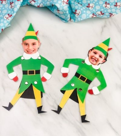 photo elf crafts