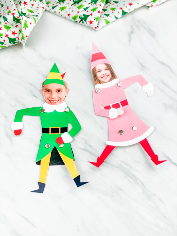 jovie the elf craft