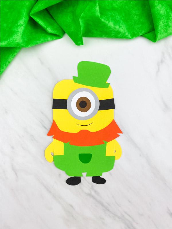 leprechaun minion craft