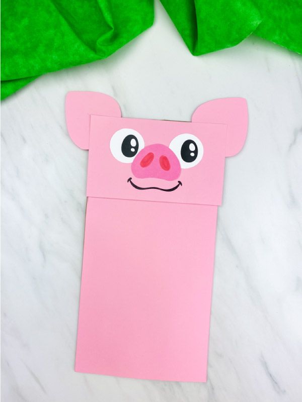 easy pig craft for kids