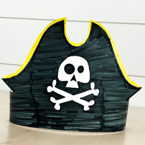 pirate headband craft