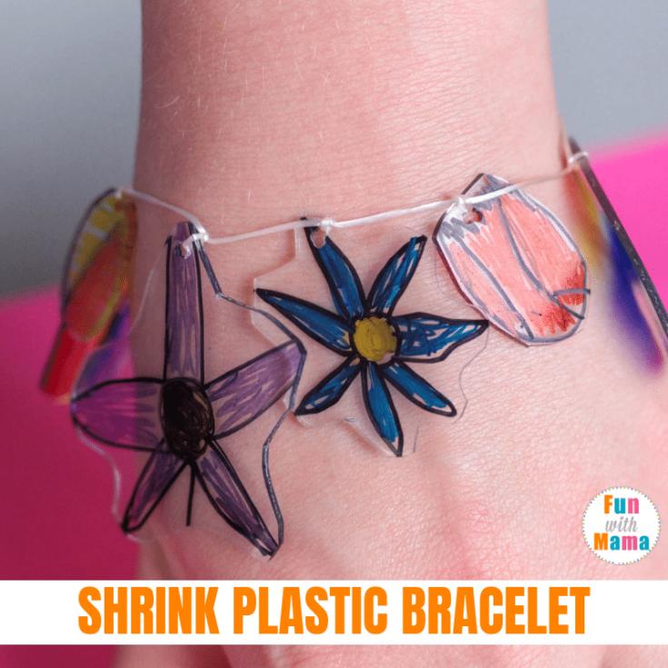 Shrinky Dink Bracelet