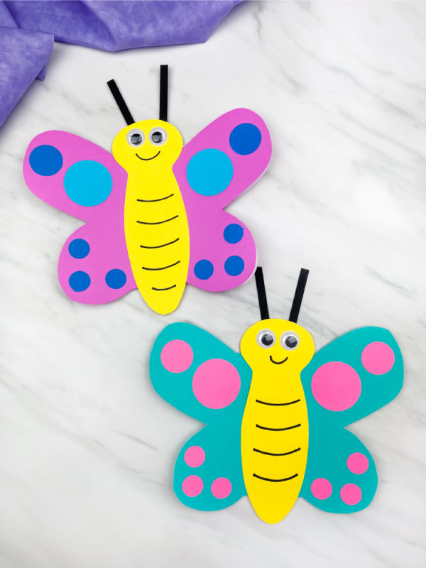 mothers day butterfly cards