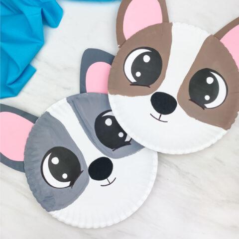 dog craft for kids