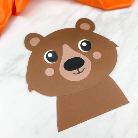 Easy Bear Craft For Kids