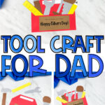 fathers day toolbox craft