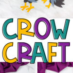 crow craft images with the words crow craft in the middle