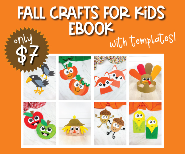 fall crafts ebook image collage