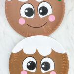 girl and boy gingerbread man crafts