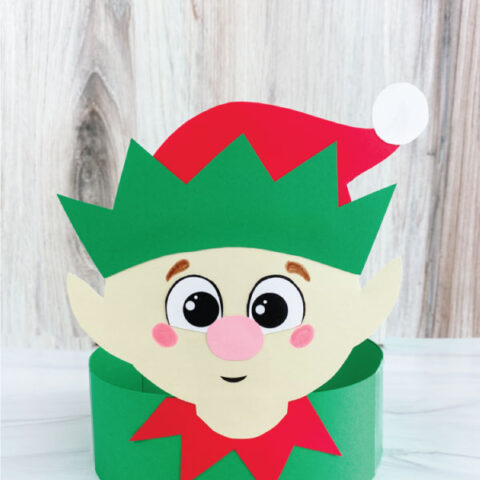 headband elf craft