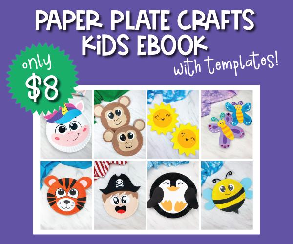 paper plate crafts ebook