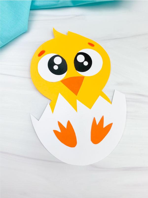 hatching chick craft